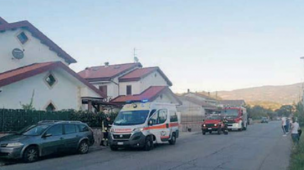 incidente, montalto uffugo, Cosenza, Calabria, Cronaca