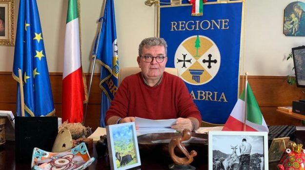 calabria, data, elezioni, rinvio, Nino Spirlì, Calabria, Politica