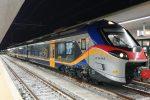 Ferrovie, il primo viaggio del nuovo treno Pop sulla tratta Reggio Calabria-Cosenza
