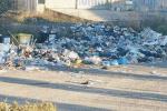 Vibo, la spazzatura resterà sulle strade: conferimento solo col contagocce