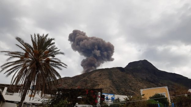 eruzione, stromboli, Messina, Sicilia, Cronaca