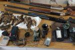 Turismo venatorio nel Cosentino, denunciati otto cacciatori a Castrovillari e a Terranova