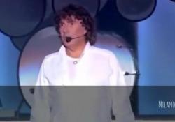 Addio a Stefano D'Orazio: quando nel 2009 salutò i Pooh e il suo pubblico L'annuncio commosso del batterista al Datchforum di Assago - Ansa