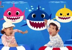 «Baby Shark», la canzoncina per bambini diventata il video più visto di sempre su YiuTube - Corriere Tv
