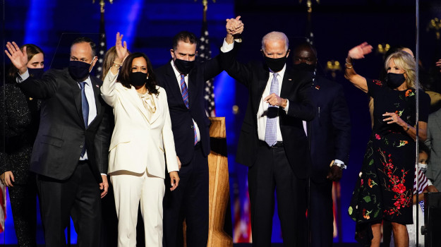 Joe Biden, kamala harris, Sicilia, Mondo
