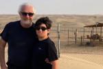 Flavio Briatore in viaggio a Dubai con il figlio tra lusso e divertimento