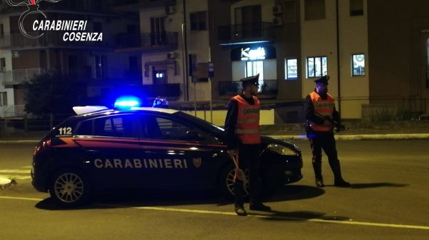 droga, scalea, Cosenza, Calabria, Cronaca