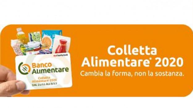 colletta alimentare, solidarietà, Sicilia, Economia