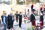 Messina, i carabinieri del Comando provinciale ricordano le vittime di Nassiriya