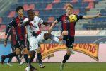 Crotone ancora a secco, il Bologna vince con un gol di Soriano