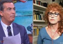 «DiMartedì», Fiorella Mannoia contro la violenza sulle donne - Corriere Tv