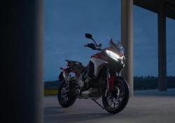 Domenicali: i segreti della nuova Multistrada L'amministratore delegato di Ducati racconta tutte le novità del nuovo modello. - CorriereTV