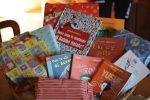 Dasà, donati libri e puzzle per la scuola elementare e dell'infanzia