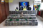 Quasi mille chili di cocaina sequestrati nel porto di Gioia Tauro: il valore è di 186 milioni