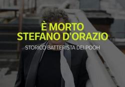 È morto Stefano D'Orazio, storico batterista dei Pooh Era ricoverato in ospedale da una settimana - Ansa