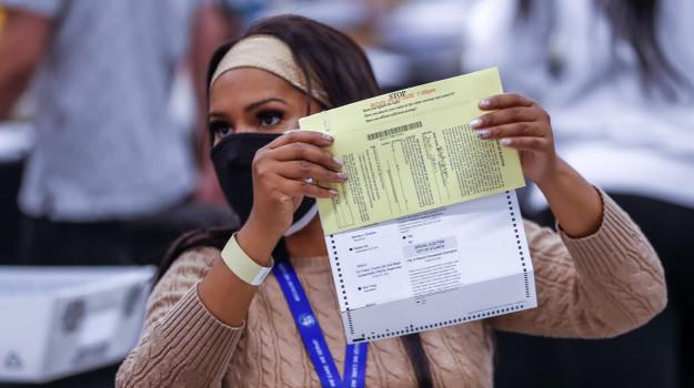 elezioni, usa 2020, Sicilia, Mondo