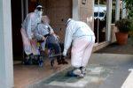 Evacuata casa di riposo a Messina: positivi al Covid 23 anziani ospiti su 24