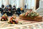 Messina, dolore e commozione ai funerali del sub morto a Maregrosso