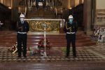 Messina, l'ultimo saluto a Monsignor Salvatore Camarda nella celebrazione in Cattedrale presieduta dall'arcivescovo Giovanni Accolla
