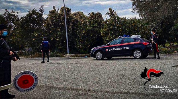 furti, Alessandro Amenta, Antonino Amenta, Nunzio Russo, Reggio, Calabria, Cronaca