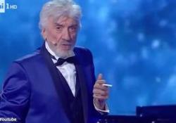Gigi Proietti, una vita dedicata allo spettacolo: il blob L'attore romano è deceduto il giorno del suo ottantesimo compleanno - Ansa