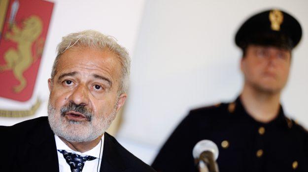 Guido Longo, Calabria, Politica