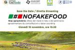 "Il 19 novembre conferenza web ""#NoFakeFood"""