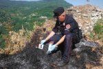 Accusato di incendi boschivi, arrestato un 54enne di Albidona