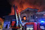 """L'incendio in via Conte di Torino a Messina, l'appello dei residenti: """"Abbiamo perso tutto"""""""