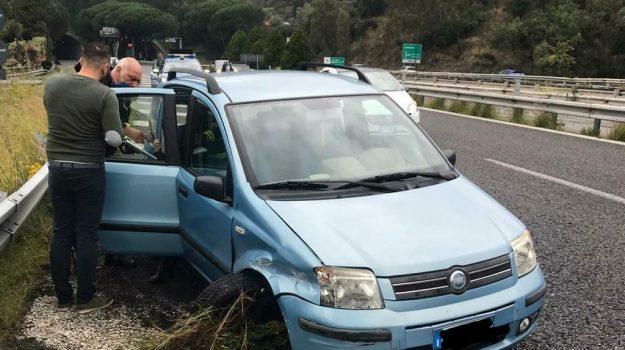 incidente, tangenziale di messina, Messina, Sicilia, Cronaca