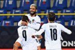 Nations League, l'Italia passa anche in Bosnia e si qualifica alle Final 4