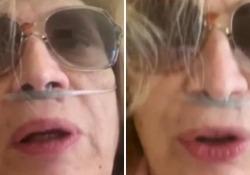 Iva Zanicchi dall'ospedale: «Sto ancora male, fate attenzione e proteggetevi» La cantante e attrice parla del Covid che l'ha colpita - Corriere Tv