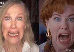 «Kevin!», l'attrice Catherine O'Hara rifà la scena di «Mamma, ho perso l'aereo» La scena trent'anni dopo su TikTok - CorriereTV