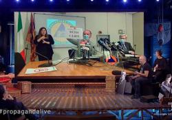 «La matematica non è un'opinione»: Zaia e il calcolo infinito dei tamponi L'esilarante siparietto del governatore proposto a Propaganda Live su La7 - Corriere Tv