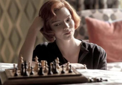 «La regina degli scacchi», il trailer ufficiale della miniserie Netflix - Corriere Tv