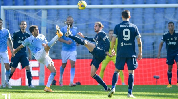 calcio, juventus, lazio, Cristiano Ronaldo, Felipe Caicedo, Sicilia, Sport