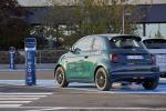 LeasysGO!, primo servizio car sharing con 500 elettrica
