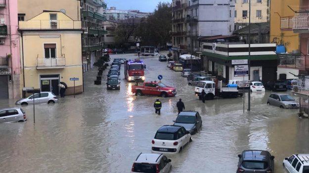 alluvione, corigliano-rossano, crotonese, maltempo, Nino Spirlì, Salvatore Patamia, Catanzaro, Calabria, Politica
