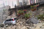 Maltempo a Corigliano Rossano, a rischio crollo la chiesa bizantina di San Marco - Foto