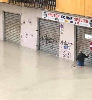 Maltempo, ancora forti piogge in Calabria e Sicilia nei prossimi giorni