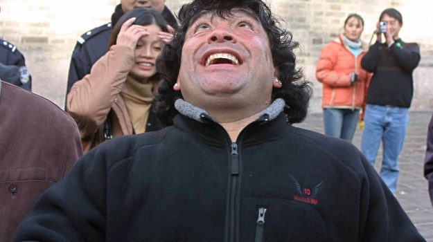 infermiere, morte maradona, Diego Armando maradona, Sicilia, Sport