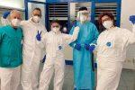 Coronavirus a Cosenza, il pronto soccorso dell'Annunziata ancora in affanno