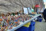 Messina, mercato delle pulci abusivo sgomberato a Maregrosso - Foto