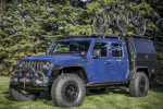 Mopar presenta la Jeep Gladiator Top Dog Concept