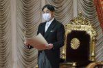 Coronavirus in Giappone, annullato il saluto di Capodanno dell'imperatore