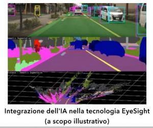 Nasce il Subaru Lab, l'intelligenza artificiale per prevenire incidenti