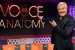 """""""Voice Anatomy"""", Pino Insegno: """"Vi... insegno la voce e tutti i modi di usarla"""""""