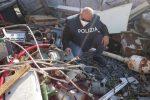 Controlli sulla linea ferroviaria in Sicilia, due denunce per vendita di rame sequestrato