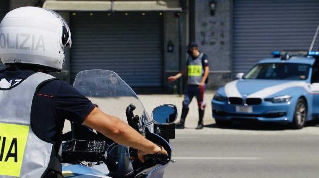 calabria, incidenti stradali, polizia stradale, Catanzaro, Calabria, Cronaca