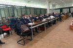Maxi processo Nebrodi, gli avvocati escono dall'aula bunker per protesta: l'udienza prosegue